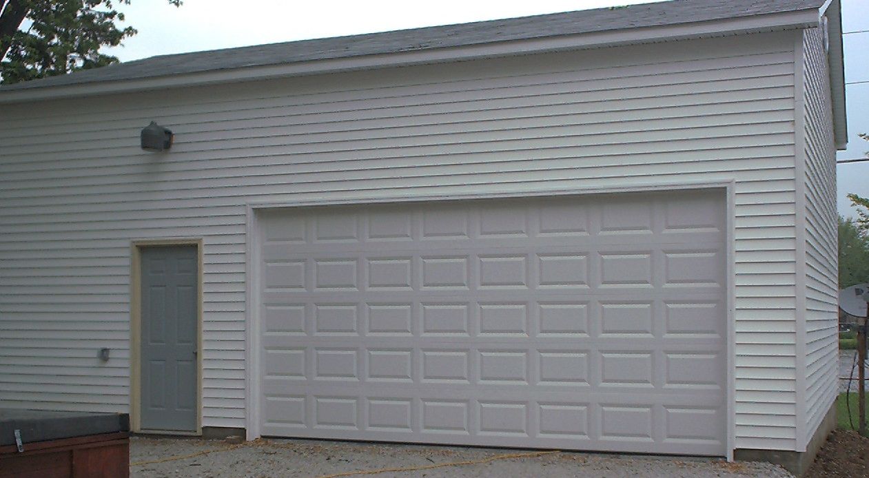 Save hundreds if not thousands for Garage 24x30