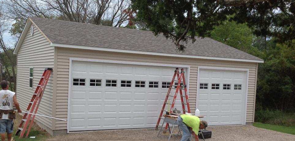 garage projects 11 – 26X30 Garage Plans