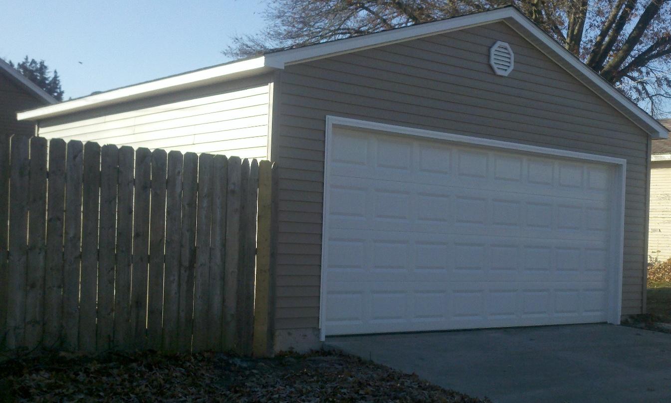 12 Ft Wide Garage Door Top Home Design