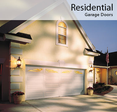Our doors are by Clopay - wooden and steel residential garage doors, with or without windows, two to four layers of insulation, and garage door openers.