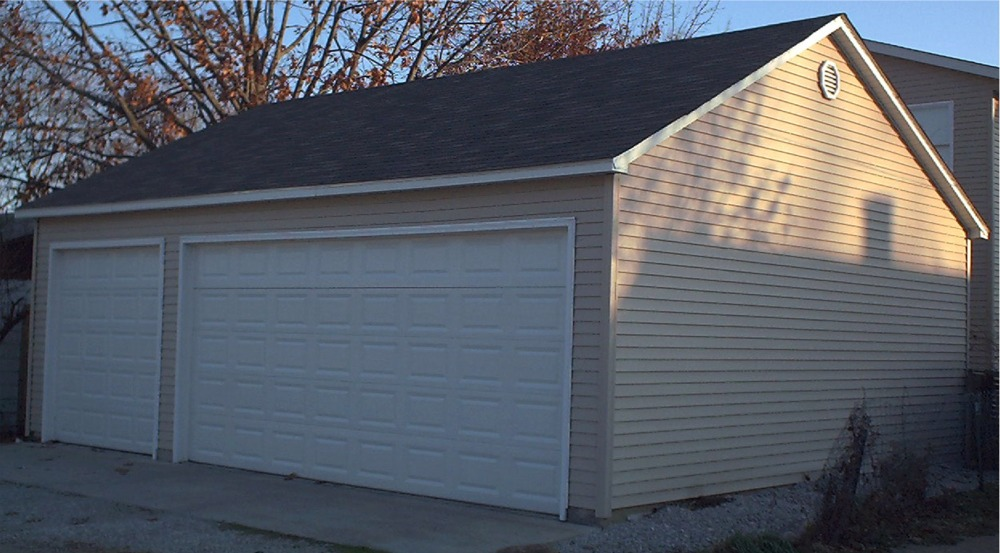 Download 24x30 garage material list plans free for Material list for garage