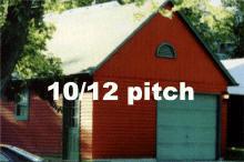 Garage Roof Pitch Photos